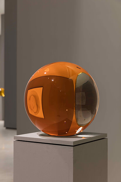 Chronobiological sphere (orange)