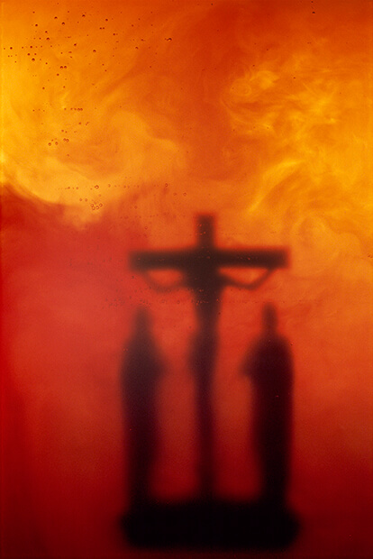 Crucifixion II (Immersions)