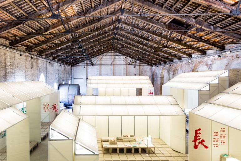 化解现代性——中国建筑的变与不变